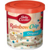 Betty Crocker Rich And Creamy Frosting Rainbow Chip 16oz