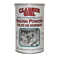 Clabber Girl Baking Powder 8.1 oz