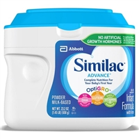 Similac Advance Formula 0-12 months 1.45LB