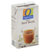 O Organic Beef Broth Aseptic 32oz