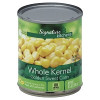 Signature Kitchens Corn Whole Kernel 15.25 oz