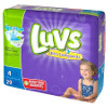 Luvs Diapers Jumbo Pack Size 4 29ct