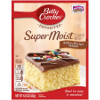Betty Crocker Super Moist Cake Mix Butter Recipe Yellow 15.25oz