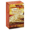 Signature Kitchens Oatmeal Maple Brown Sugar Hot Cereal 10-1.51oz