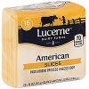 Lucerne Cheese Food Individually Wrapped Slices 24, 16oz