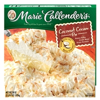 Marie Callendar Pie Coconut Cream 38oz