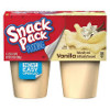 Hunts Pudding Snack Vanilla 4-3.25Z