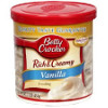 Betty Crocker Frosting Creamy Vanilla 16oz