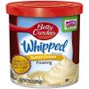 Betty Crocker Whipped Frosting Butter Cream 12oz