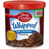 Betty Crocker Whipped Frosting Chocolate 12oz