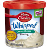 Betty Crocker Whipped Frosting Cream Cheese 12oz