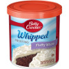 Betty Crocker Whipped Frosting Fluffy White 12oz