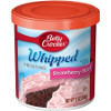 Betty Crocker Whipped Frosting Strawberry 12oz