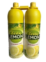 Zesty LEMON JUICE  2 pack / 50.7oz