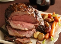 Prime Rib Holiday Dinner for 5-8 people