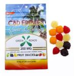 Green Roads CBD Fruit Snack 200 mg