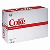 Diet Coke, 12 oz, 24 ct