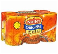 Nalley's Original Chili with Beans, 15 oz, 12 ct