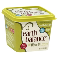Earth Balance Olive Oil Spreaad VEGAN 13 oz