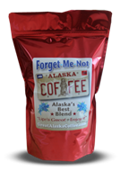 Alaska Artisan Coffee Forget-Me-Not 12oz