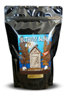 Alaska Coffee Outhouse Blend 12oz
