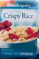 Crispy Rice Cereal 12 oz