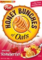 Honey Bunch of Oats Cereal with Strawberries13 oz