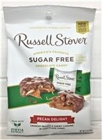 Russell Stover Pecan Delight SUGAR FREE
