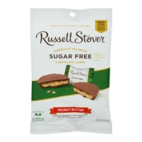 Russell Stover Peanut Butter SUGAR FREE