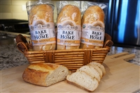 Organic bake at home Sourdough Bread three pack 3.41 LBS