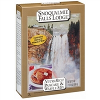 Snoqualmie Falls Lodge Old Fashion Pancake & Waffle Mix 5lbs