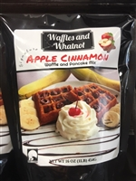 Waffles and WhatNot  Apple Cinnamon Vegan