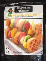 Waffles and WhatNot Tropical Delight Vegan