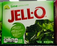 Jell-o Lime 6oz (JELLO)