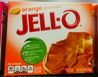 Jell-o Orange 6oz (JELLO)
