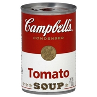 Campbell's Tomato Soup 10.75 oz (single can)