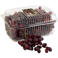 Red Grapes Seedless 4 lbs