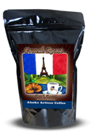 Alaska Artisan Coffee Ground French Roast 12 oz