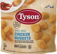 Tyson Panko Chicken Nuggets 5 lbs