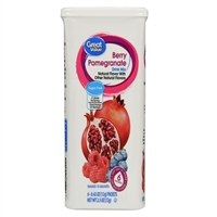 Pomegranate Berry Sugar Free Drink Mix