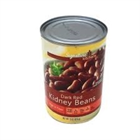Signature Select Dark Red Kidney Beans 15oz