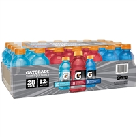 Gatorade All STARS Fruit Panch, Glacier Freeze, Blue Cherry 28/12 oz