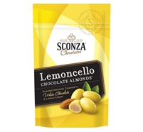 Sconza Lemoncello Chocolate Almonds