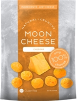 Moon Cheese Cheddar 10 oz