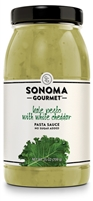 Keto Sonoma Kale Pesto With White Cheddar Pasta Sauce 25 oz