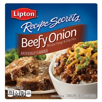 Lipton Beefy Onion mix 2oz