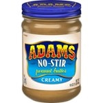 Adams No Stir Peanut Butter 16 oz