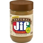 Jif Natural Peanut Butter 16 oz