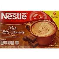 Nestle Classic Rich Milk Chocoalte Hot Cocoa Mix 6 pk