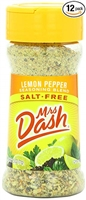 Mrs Dash Lemon Pepper Blend Salt Free 2.5 oz